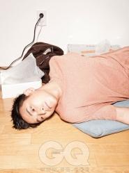 Joo Ji Hoon для GQ Korea 2012