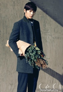 Joo Won для Ceci November 2012