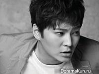 Joo Won для Elle March 2013