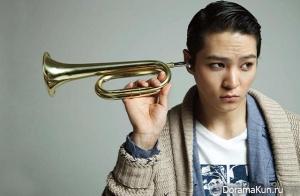 Joo Won для Esquire March 2013