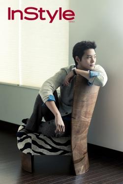 Joo Won для InStyle October 2011