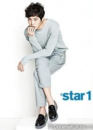 Joo Won для @Star1 Korea 2013