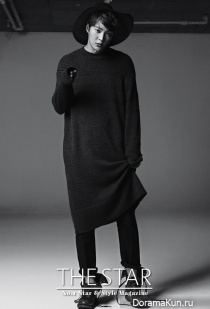 Joo Won для The Star November 2013