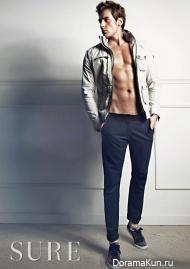Julien Kang для SURE February 2013