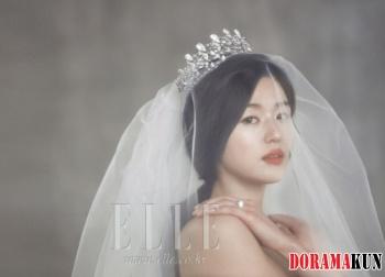 Jun Ji Hyun для Elle Korea May 2012