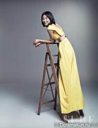 Jun Soo Jin для SURE March 2013