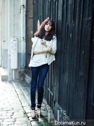 Jung Ryu Won для Elle March 2013 Extra