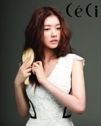 Jung So Min для CéCi July 2012