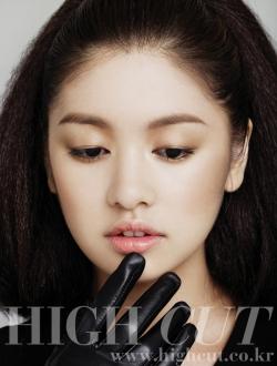 Jung So Min для High Cut Vol. 36
