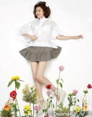 Jung So Min для Women's Central March 2013