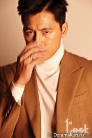 Jung Seung Woo для First Look 2012
