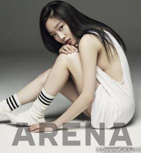 Jung Yeon Joo для Arena Homme Plus June 2013