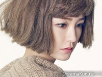 Jung Yumi для Marie Claire Korea September 2013