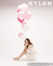 Jung Yumi для NYLON September 2012
