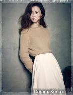 Jung Yumi для SURE January 2014