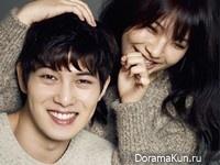C.N Blue (Jong Hyun), Juniel для Marie Claire January 2014