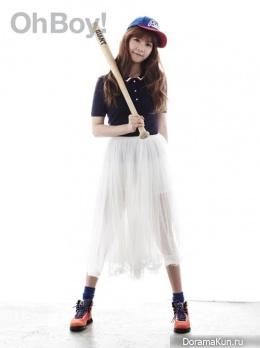 Juniel для OhBoy! Magazine 2013