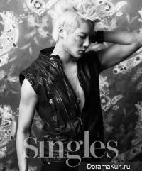 Junsu (JYJ) для Singles 2012