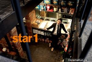 JYJ's Junsu для @star 1