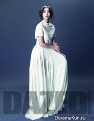 KARA для Dazed & Confused December 2012