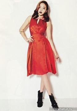 KARA (Goo Hara) для Vogue Girl November 13 Extra