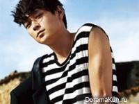 Kang Dong Won для High Cut Vol. 130