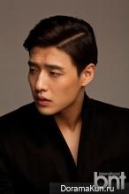 Kang Ha Neul для BNT International February 2014