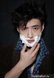 Kang Ha Neul для Campus 10 Vol. 17
