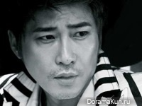 Kang Ji Hwan для Singles Magazine March 2014