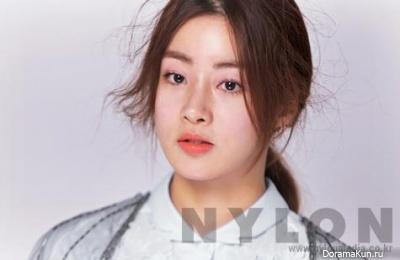 Kang So Ra для Nylon March 2014