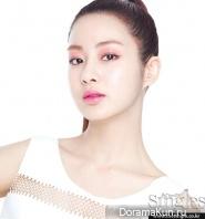 Kang So Ra для Singles Korea May 2013