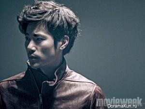 Kim Bum, Kim Kang Woo для MovieWeek Korea 2013