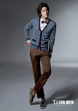Kim Bum для Thursday Island Men 2009 Collection