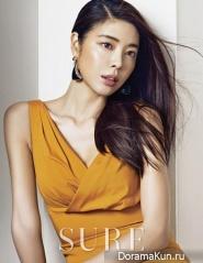 Kim Gyu Ri для SURE June 2014