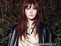 Kim Ha Neul для Harper's Bazaar November 2012 Extra