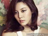 Kim Ha Neul для Singles Korea September 2013 Extra