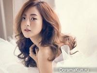 Kim Hee Sun для Cosmopolitan December 2012