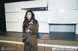 Kim Hee Sun для Marie Claire November 2012