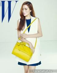 Kim Hee Sun для W Korea 2012