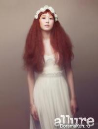 Kim Hyo Jin для Allure Korea August 2013