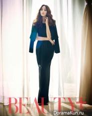 Kim Hyo Jin для Beauty+ November 2013