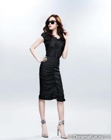 Kim Hyo Jin для Vogue Korea June 2013