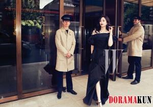 Kim Hyo Jin для W Korea August 2012