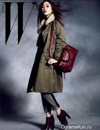 Kim Hyo Jin для W Korea November 2013