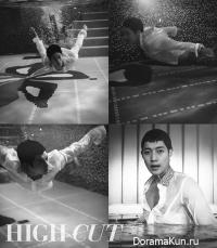 Kim Hyun Joong для High Cut Vol. 107