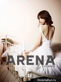 Kim In Seo для ARENA HOMME PLUS November 2012