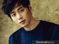 Kim Jae Won для Allure Korea July 2013