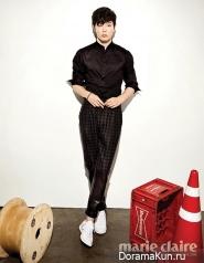 Kim Jae Wook, Taecyeon (2PM) для Marie Claire September 2013