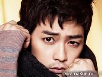Kim Ji Hoon для SURE January 2013