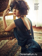 Kim Ji Hoon, Oh Yeon Seo для Singles May 2014